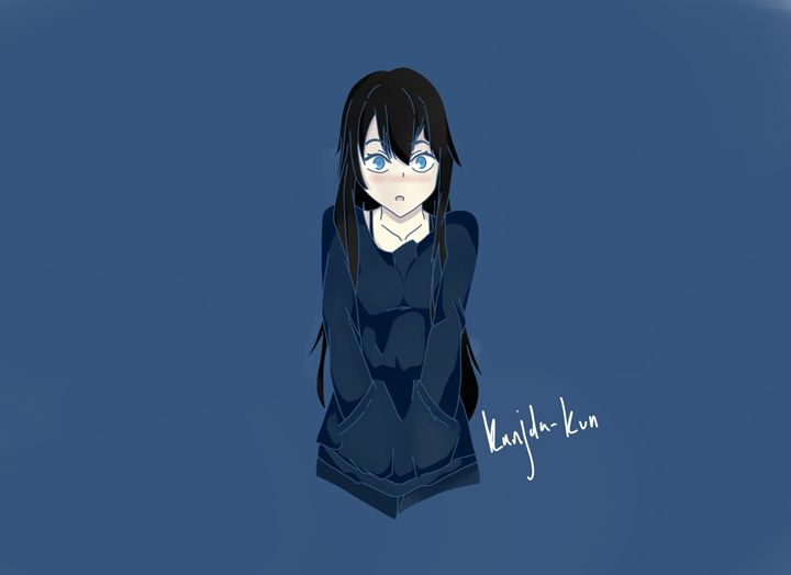 jacket girl - Kanjidakun