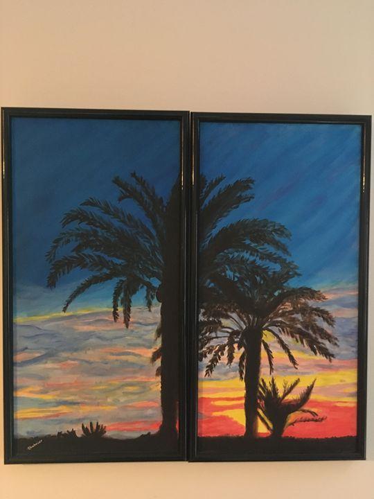 Palm Trees - Shahriar
