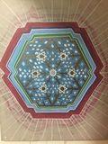 sacred geometry painting