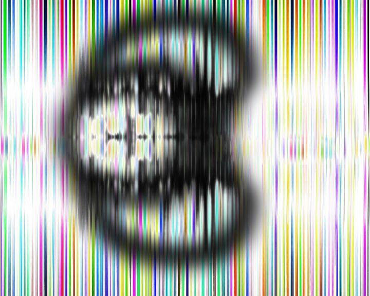 Digital Signal - UzArt - Abstract Photoshop Art