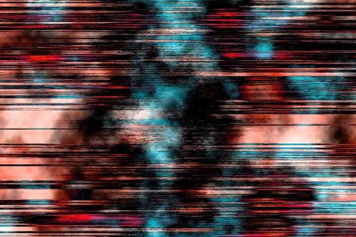 Digital Fog - UzArt - Abstract Photoshop Art