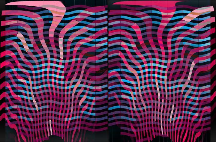 Digital Party Web - UzArt - Abstract Photoshop Art