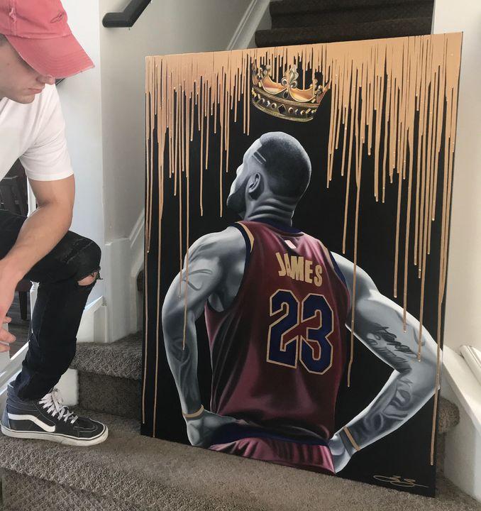 The King - zsartwork