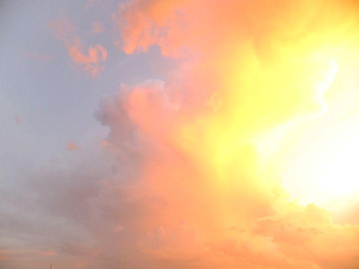 Mystical Clouds - MoArt