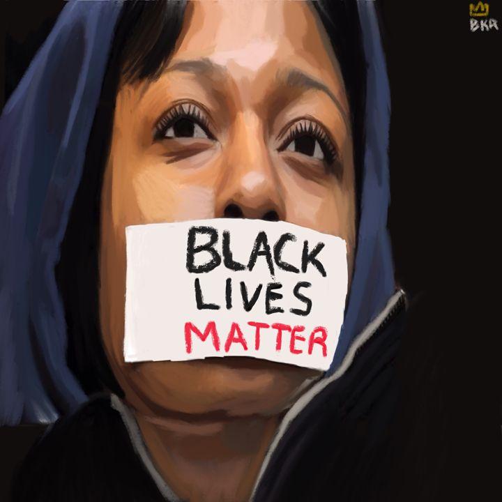 Black Lives Matter - Brandon K. Robinson