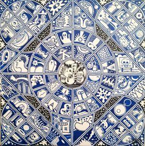 Composite Mandala Pt 3 (Blue)