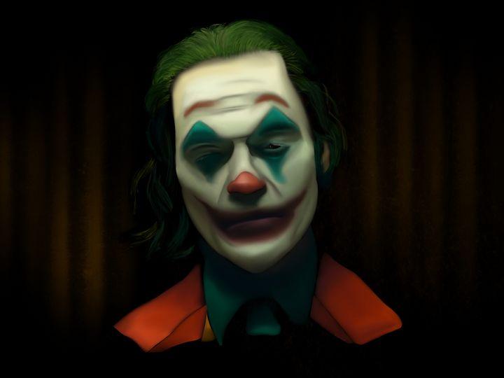 Always Smile - Evil Eric Art