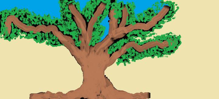 TREE - nilushika shyamali