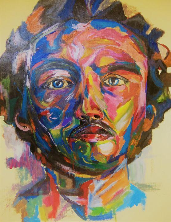 Steady face - Shrutam art gallery