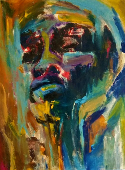 Face - Shrutam art gallery