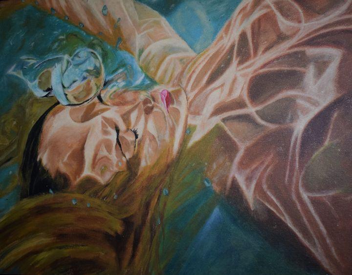 The falling soul - Shrutam art gallery