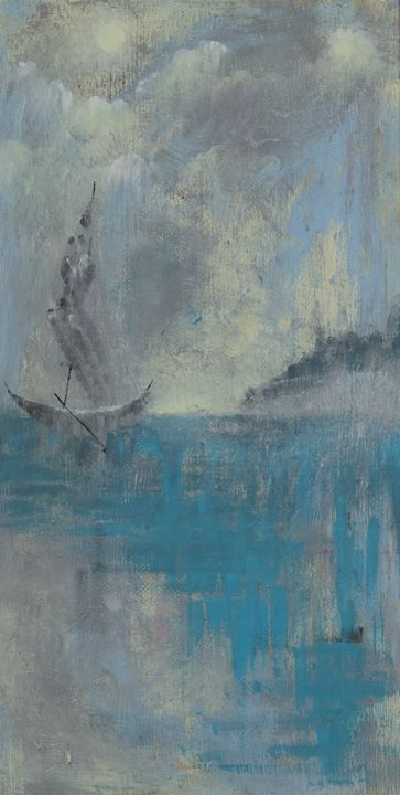 The ship of a hope - Yulia Yakubovich