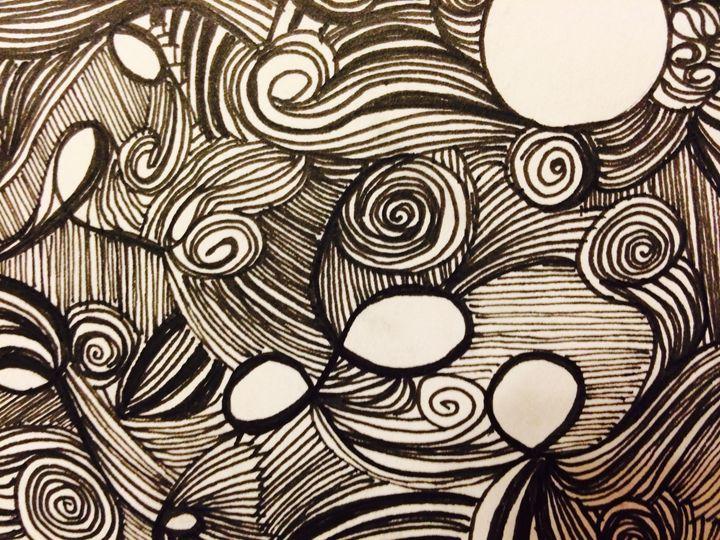 Doodle - Brenda Amaya Los Angeles