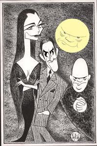 Halloween GIft - Addams Family