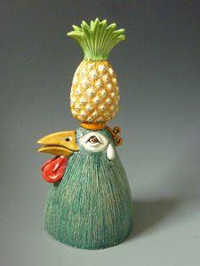 chicken and pineapple - Jola