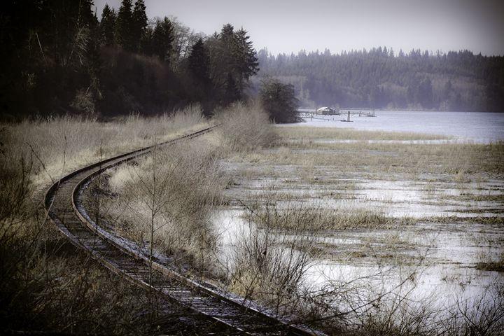 Rails of Time - PhotosbyChris
