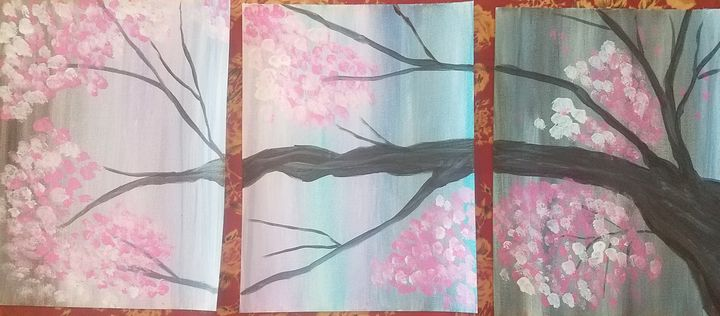 cherry blossom - Laura Lea Rushing