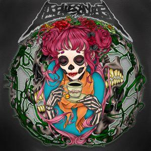 Metal music artwork