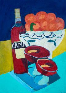 Campari Vermouth