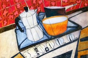Bialetti Moka Coffee maker