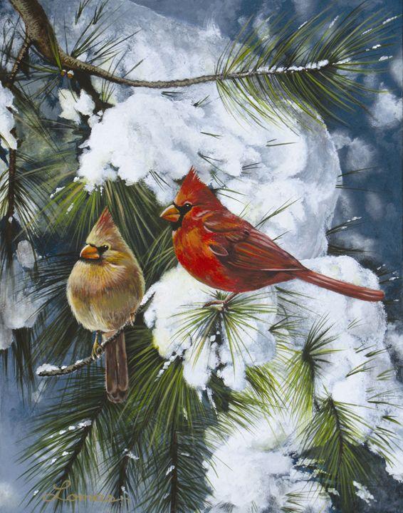 Winter Eve - Martina Lomas