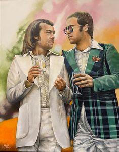 Bernie and Elton