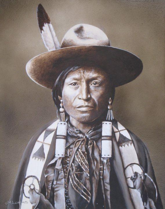 Jicarillo Cowboy - Martina Lomas