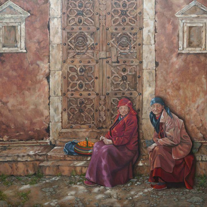 Resting - An Luthart
