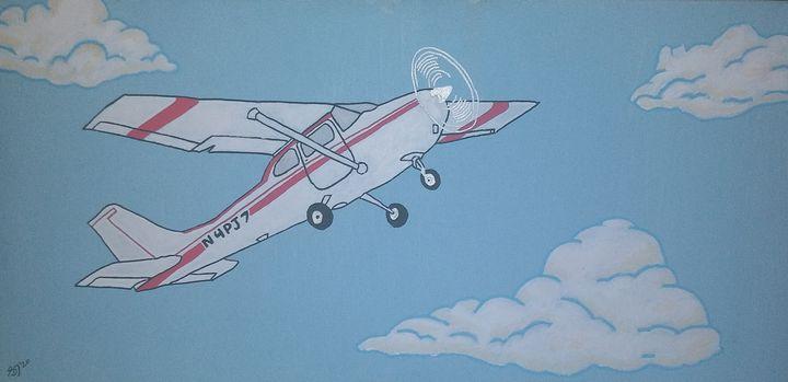 Cessna 172 - Seth Isaacs