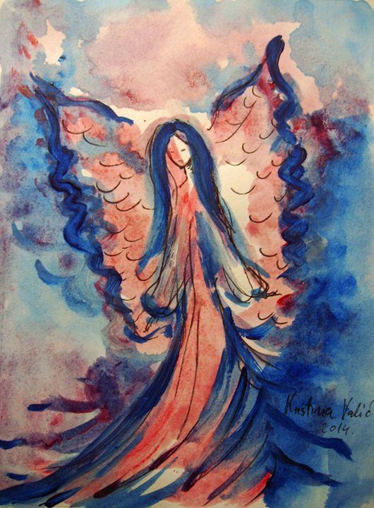 Angel - KristinaValicArt