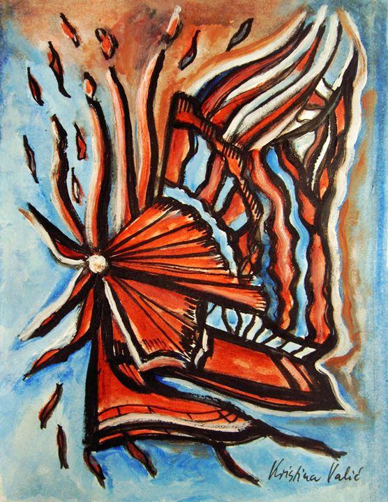 Abstract - KristinaValicArt