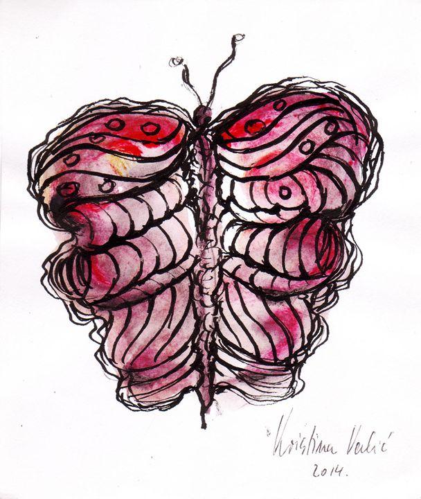 Butterfly - KristinaValicArt