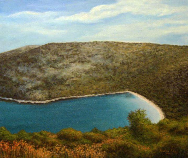 Landscape - KristinaValicArt