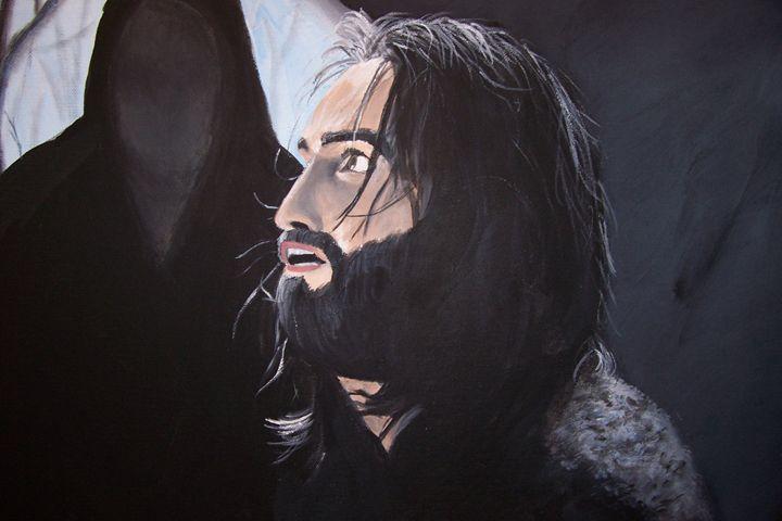Christ in the Garden - Scott L. Renfro