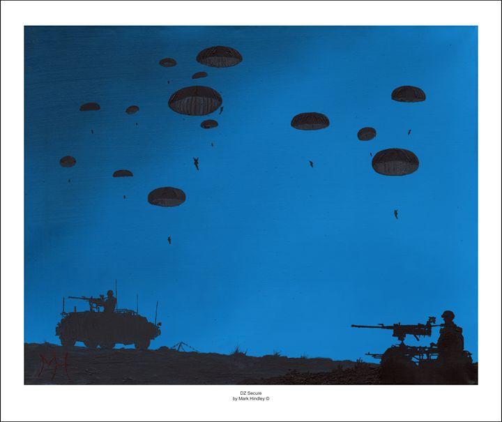 DZ Secure - Airborne Art