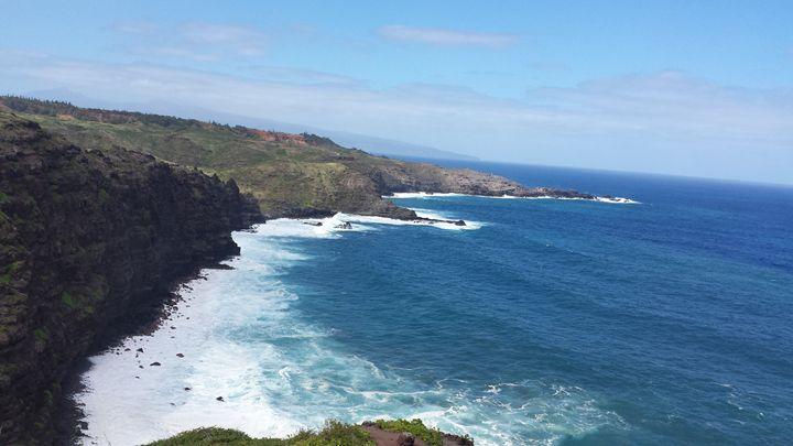 Aloha Ocean - Christina Taylor