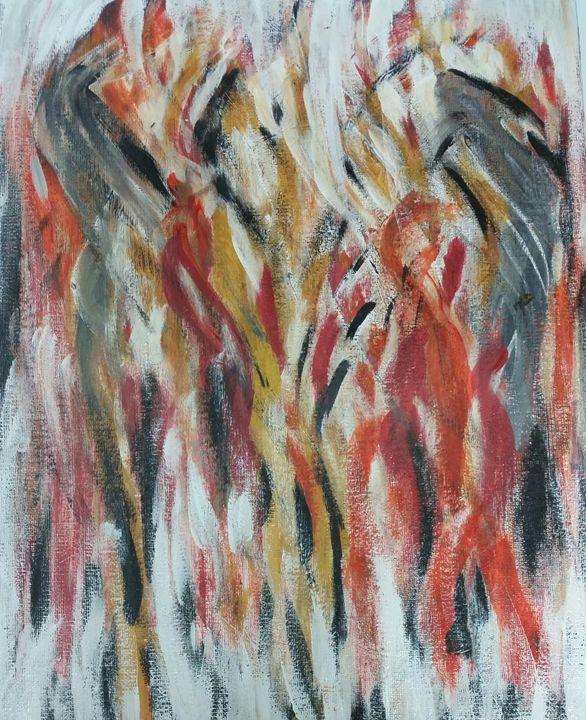 Abstract Painting - Christina Taylor