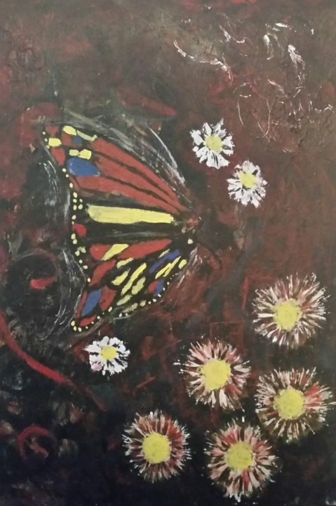 Butterfly Love - Christina Taylor