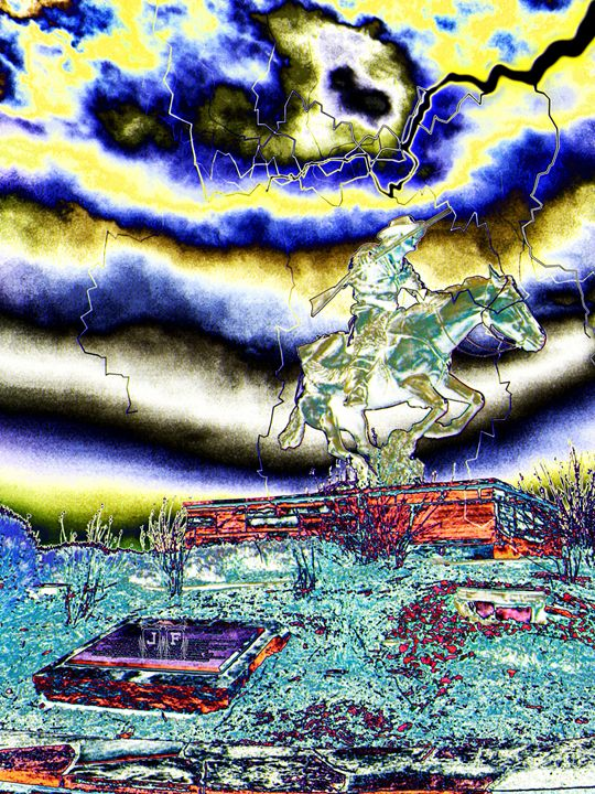 Forward Into Battle - JFantasma Artistry