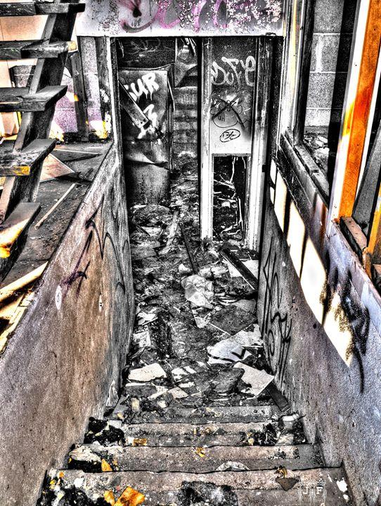 Abandoned Gangland - JFantasma Artistry