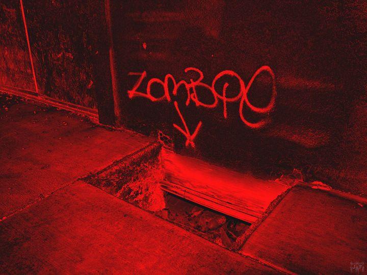 Zombie Hideout - JFantasma Artistry