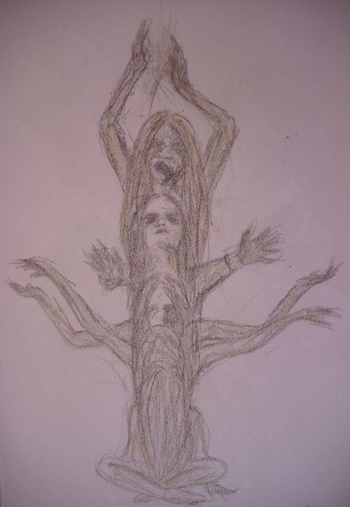Evolution of nightmares -  Vt.monika.petrovic