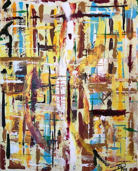 Duplicity - Jennifer Lynn - Canadian Artist