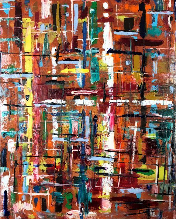Fiction - Jennifer Lynn - Canadian Artist
