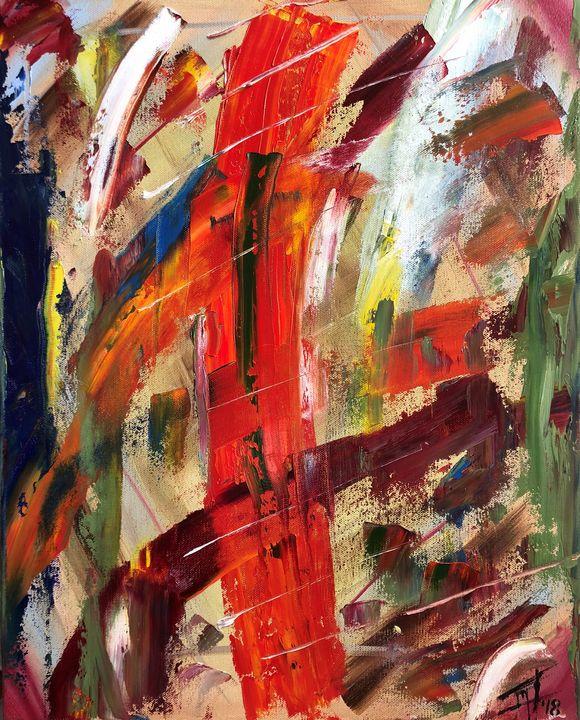 Her Layers - Jennifer Lynn - Canadian Artist