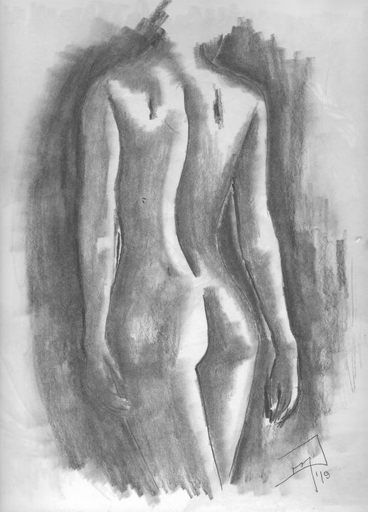 Study - Jennifer Lynn - Canadian Artist