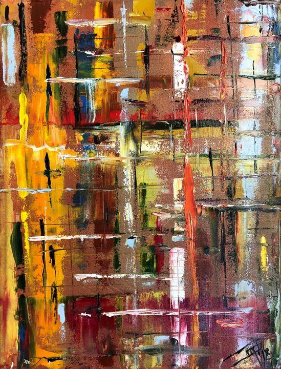 The Used Bookstore - Jennifer Lynn - Canadian Artist
