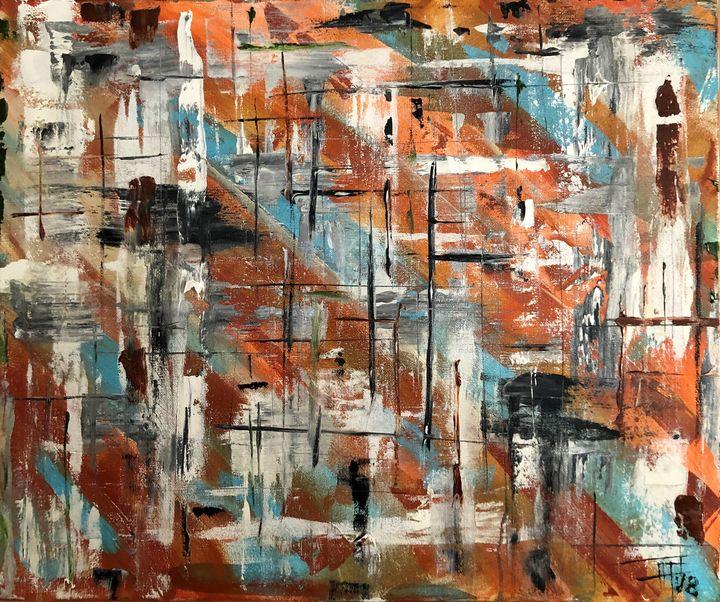 Transcend - Jennifer Lynn - Canadian Artist