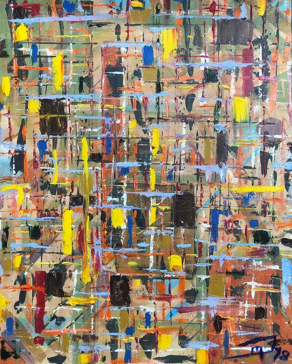 Lost In Research - Jennifer Lynn - Canadian Artist