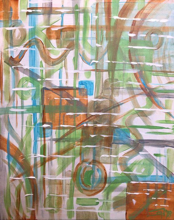 Academic - Jennifer Lynn - Canadian Artist